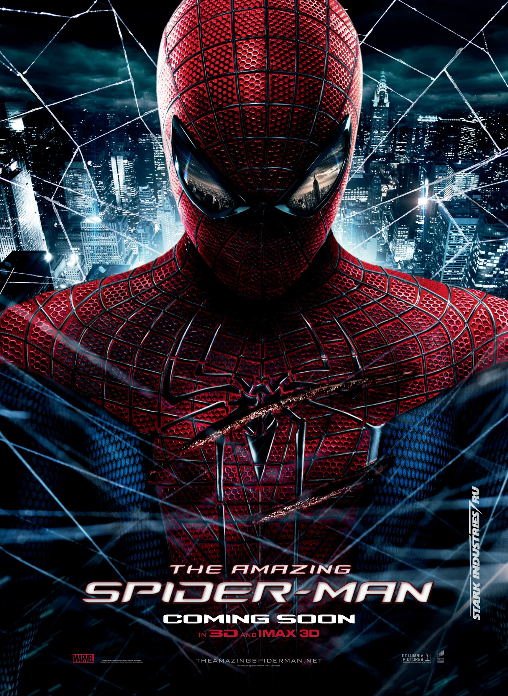 The Amazing Spider Man Review – Dexter Morrill