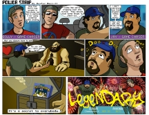 Power Strip #2 featuring: The Game Chasers - Billy and Jay
