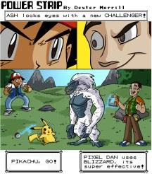 Power Strip #6 featuring: Pixel Dan