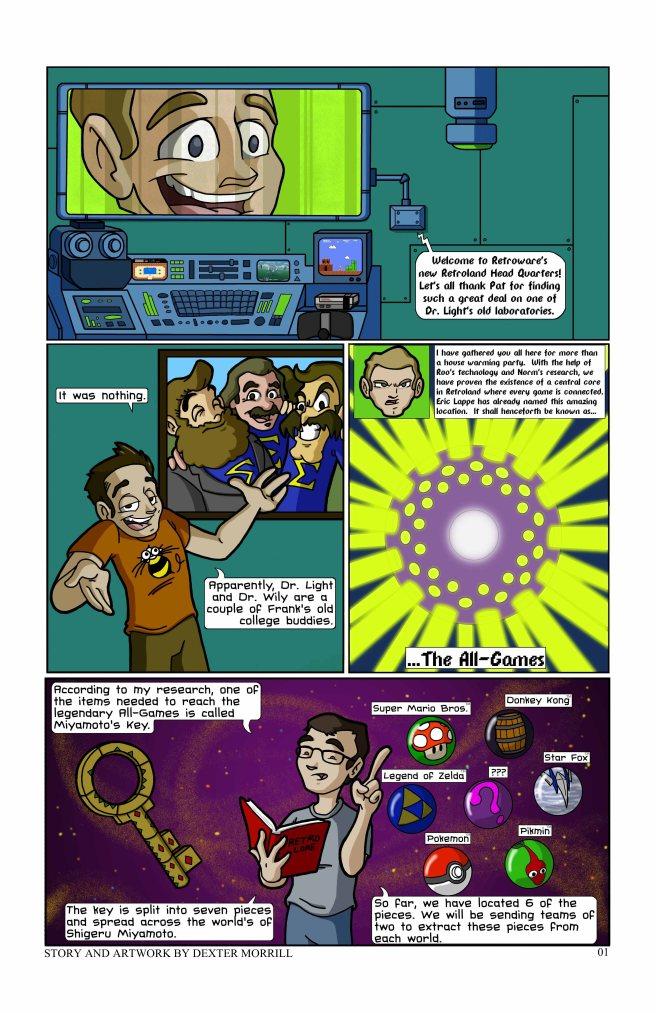 Prologue: Page 01