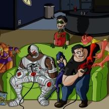 Teen Titans (progress2)
