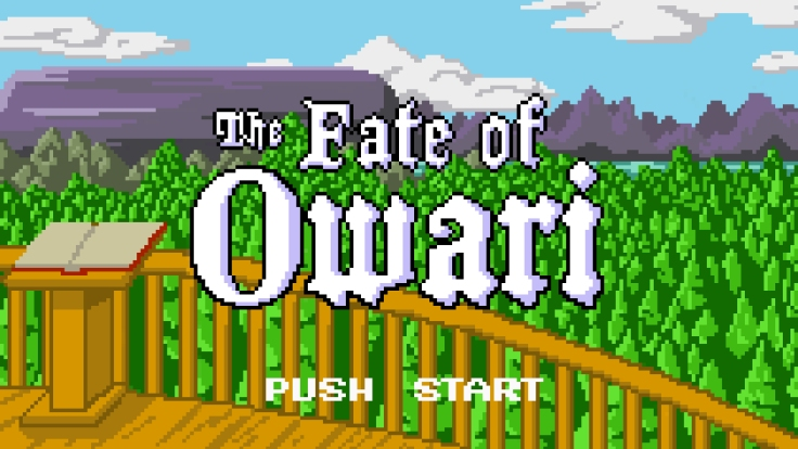 0 - Title Screen 1