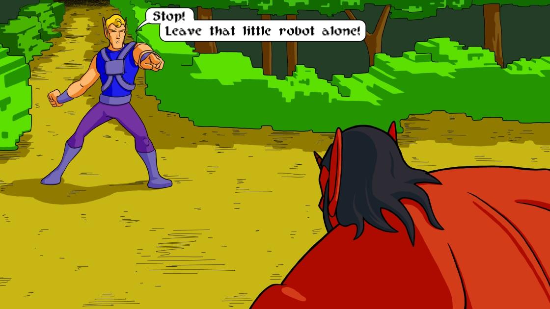 3 - Yuuki stops Oni (with text)